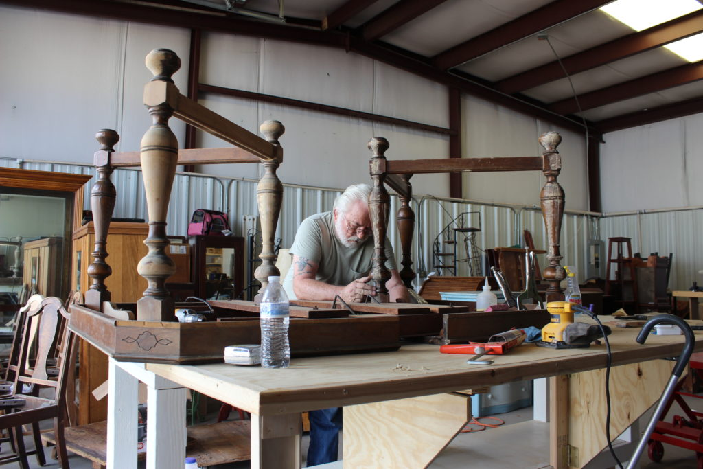 artistic woodworking specialties