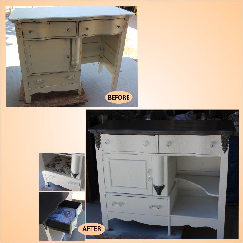 Dresser Display Cab