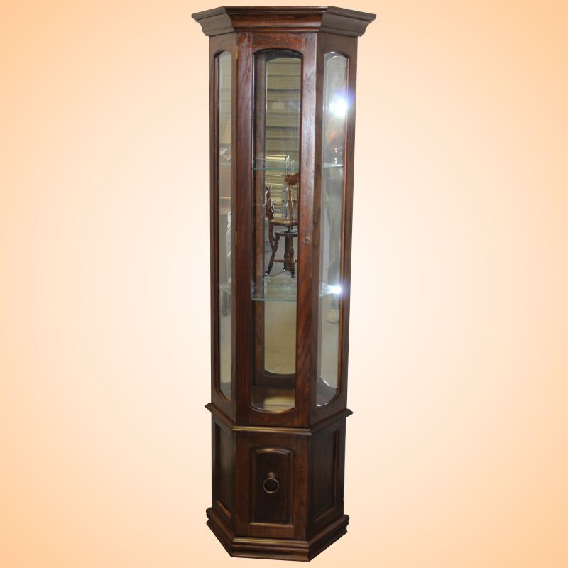 Curio or Display Cabinet