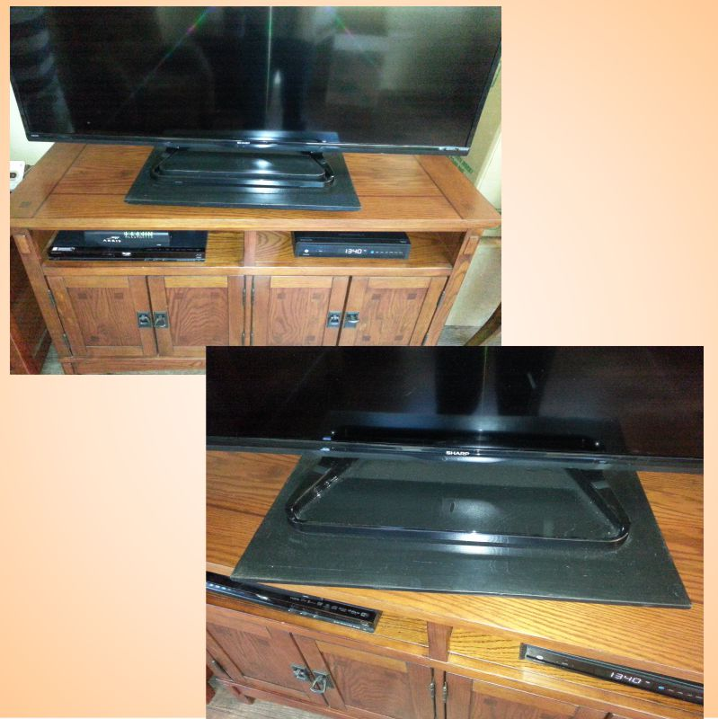 TV Swivel Base